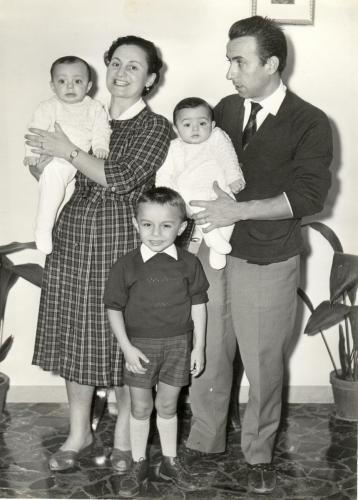 1959 la mia famiglia di origine