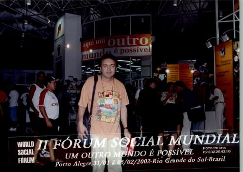Porto Alegre - World Social Forum 2002