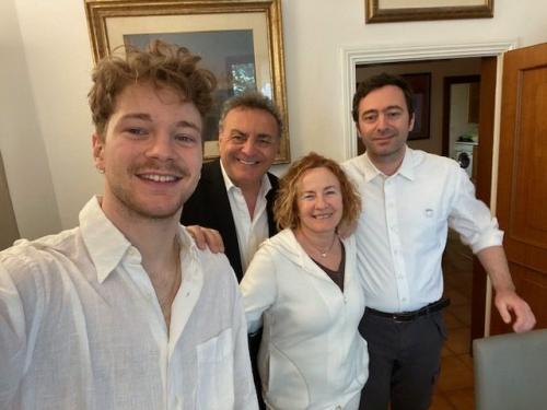 2020 a casa in famiglia