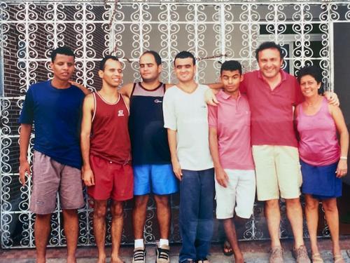 Salvador Casa Ciegos