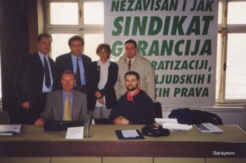 Sindacato Sarajevo