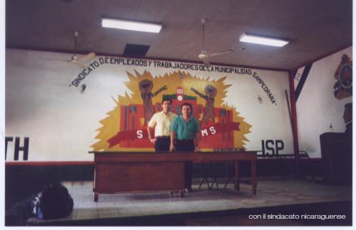 Sindacato Nicaragua