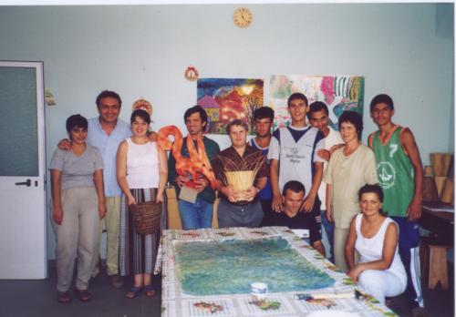 Sostegno in Albania Elbassan