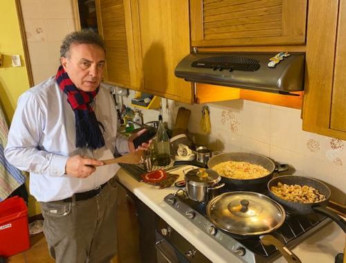 ale in cucina