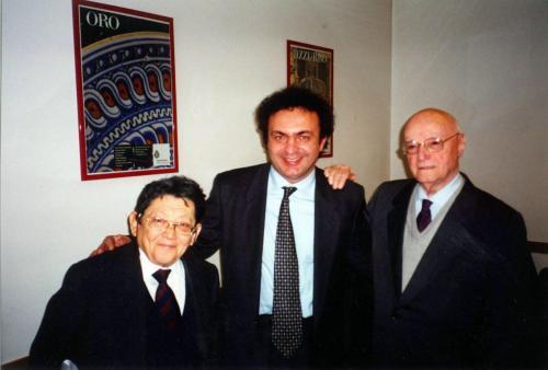 Con Ardigò e Bersani