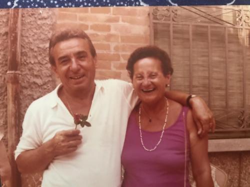 Arturo e Luciana, i miei genitori