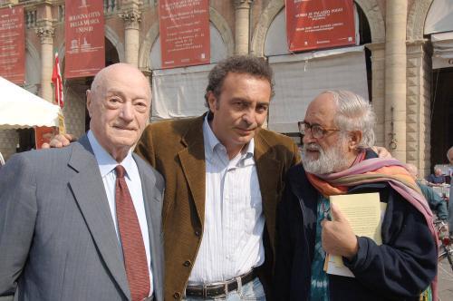 Con Bersani e Zanotelli