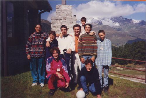 Campo scuola anno 1994
