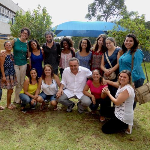 Formazione a San Paolo Brasile