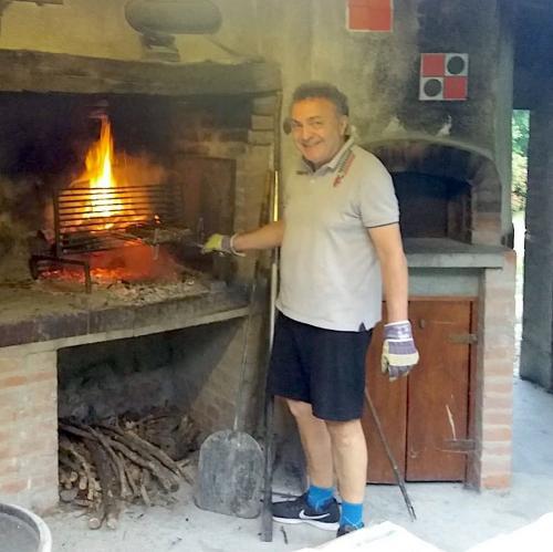 griglia casa ghina