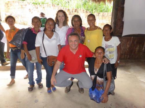 Gruppo sostegno donne in Amazzonia