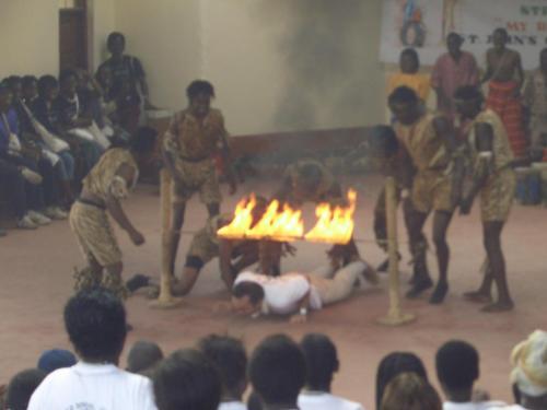 Prova del fuoco a Nairobi