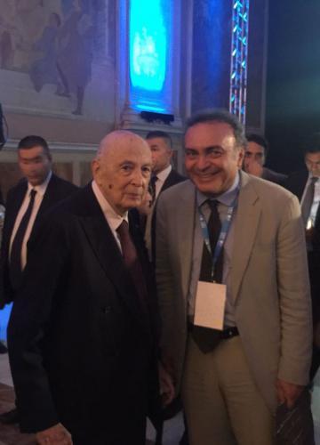 Con Napolitano