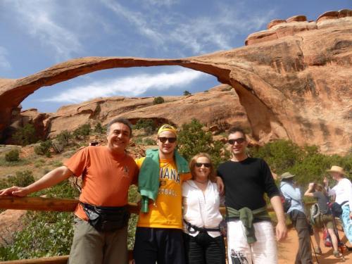 Viaggio in famiglia negli USA