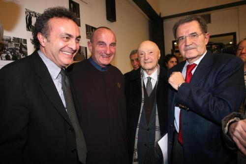 Convegno CISL con Prodi, Bersani e Nicolini