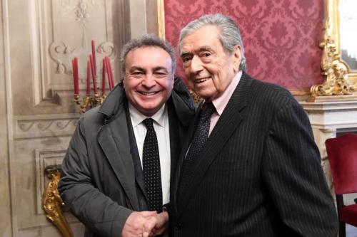 Tuttitta d'argento a Giancarlo Tesini